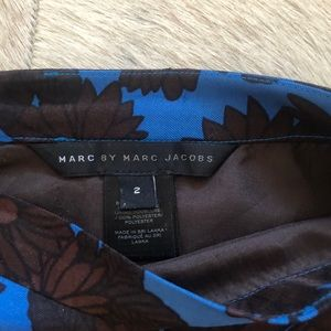 Marc by Marc Jacobs mini skirt.